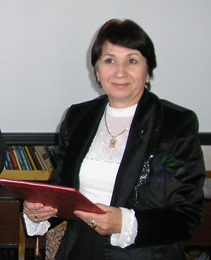 Дуброва Валентина Петровна