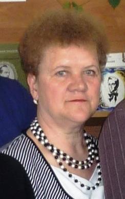 Гридина Валентина Петровна