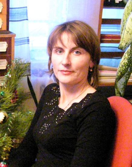 Томышева Алла Леонидовна, библиотекарь отдела комплектования